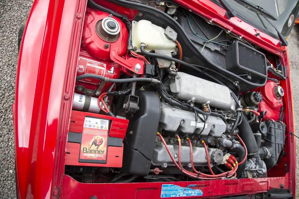 Alfa Romeo 1750 GT Veloce and Lancia Delta HF Integrale