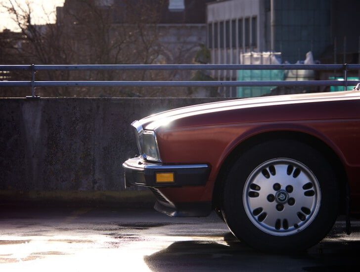 Take to the Road Jaguar XJ40 Feature