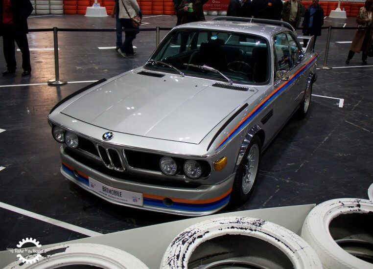 Take to the Road London Classic Car Show 2016 Highlights