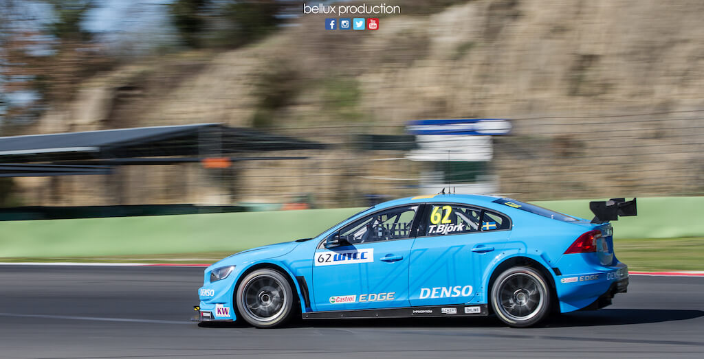 FIA World Touring Car Championship Testing - WTCC Vallelunga 2016