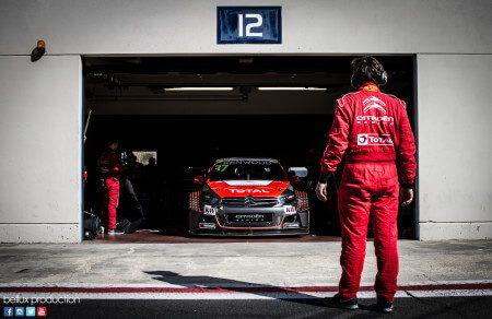FIA World Touring Car Championship Testing - WTCC Vallelunga 2016
