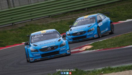 Take to the Road FIA World Touring Car Championship Testing – WTCC Vallelunga 2016