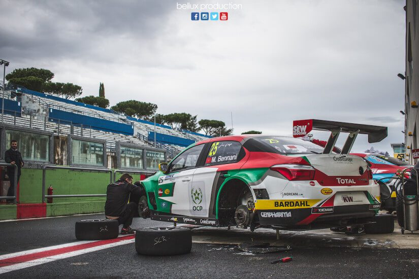 Take to the Road WTCC Vallelunga 2016 Feature