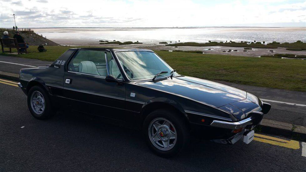 Take to the Road Feature Fiat x19 Lido