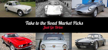Take to the Road Market Picks