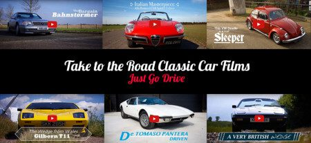 Take to the Road Classic Car Films