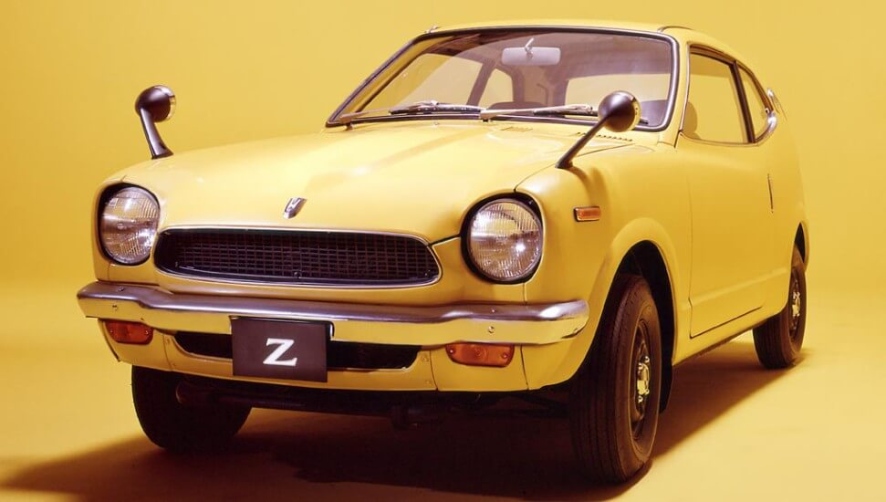 Take to the Road Feature Honda Z600