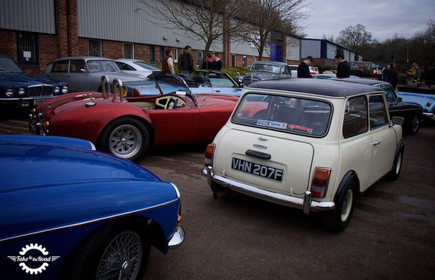 Take to the Road Video Feature Great Escape Cars