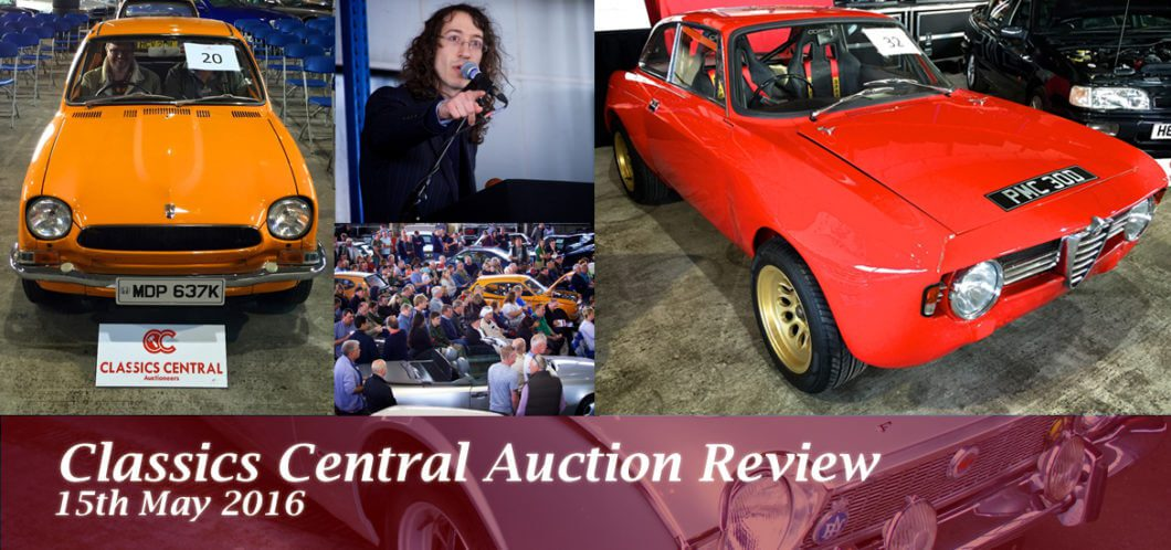 Take to the Road Classics Central Auction Review