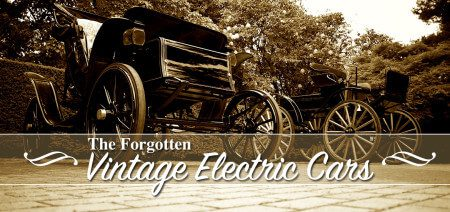 Take to the Road Video Feature The Forgotten Vintage Electric Cars