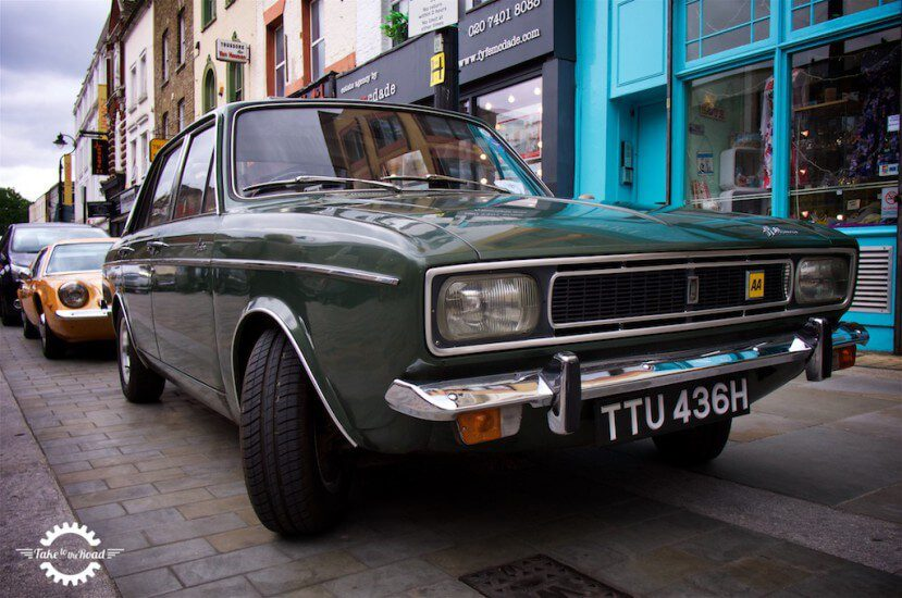 Take to the Road Feature Waterloo Classics Car Club