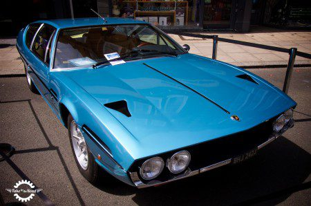 Take to the Road Feature Classic Supercars take over North London
