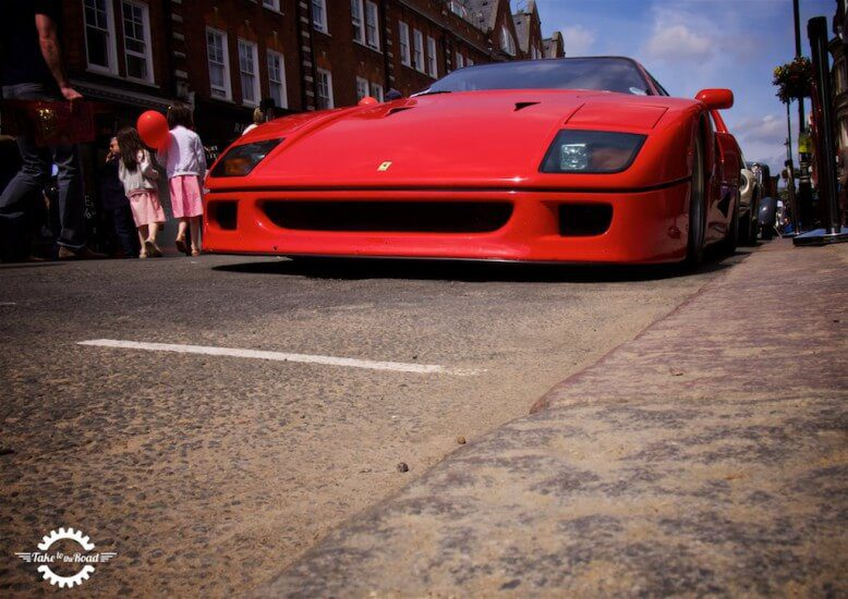 Take to the Road Feature St John's Wood Classic and Supercar Pageant Highlights 2016
