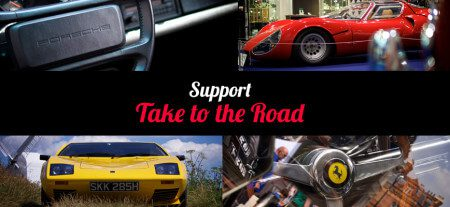 Support Take to the Road