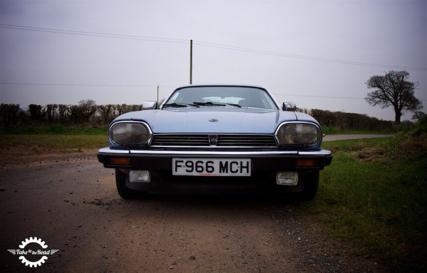 Take to the Road Feature Jaguar XJS V12