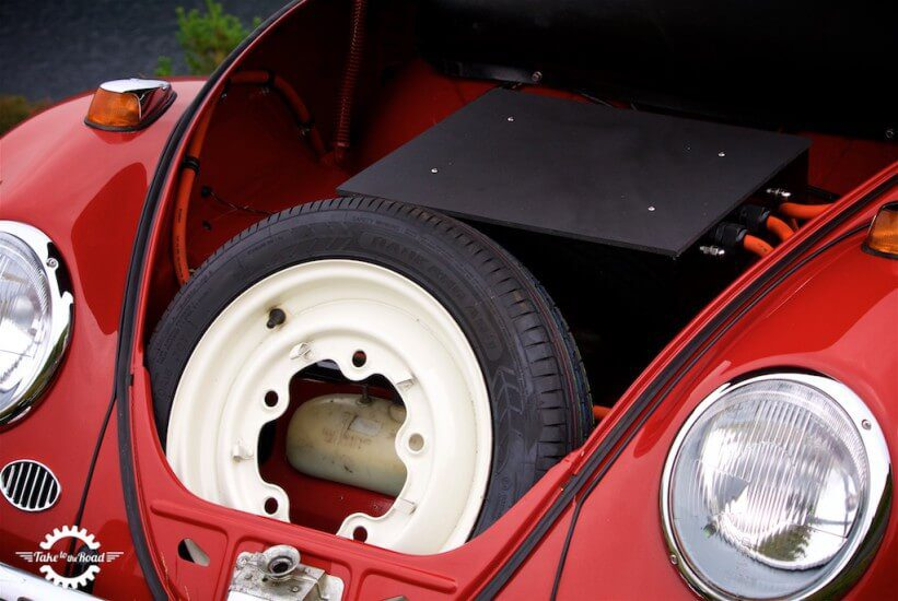 Take to the Road Video Feature The Electric Beetle