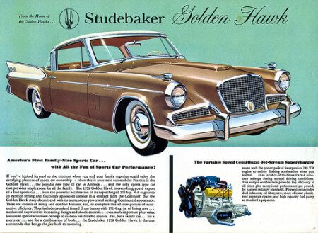 Take to the Road Video Feature The Studebaker Connection