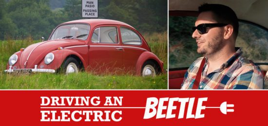 Take to the Road Video Feature Driving an Electric Beetle