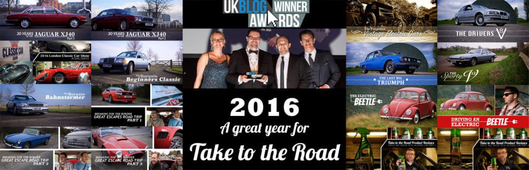 Take to the Road End of Year 2016