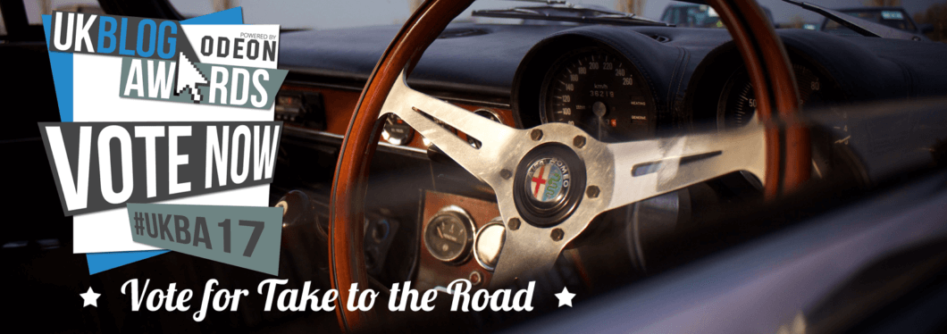 Vote for Take to the Road