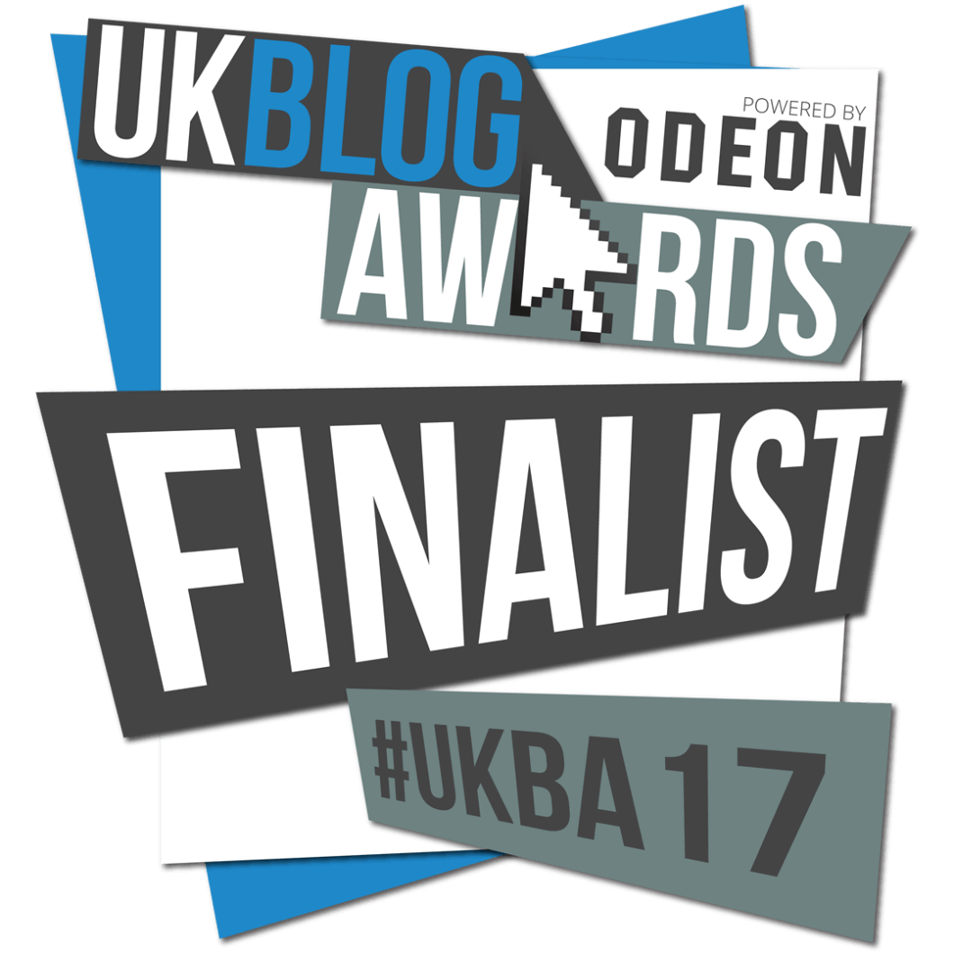 UK Blog Awards 2017