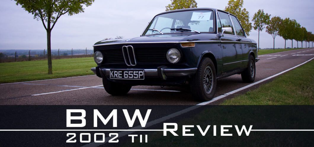 Take to the Road BMW 2002 TII Review