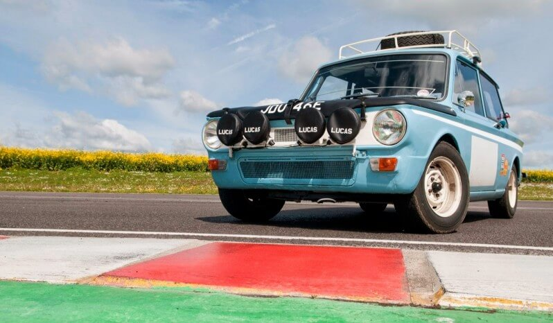 Take to the Road News Historic works Hillman Imp expected to fetch thousands at Wiltshire auction