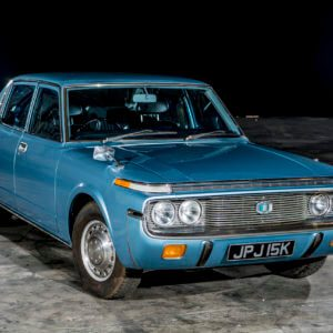 Take to the Road News Rare Toyota Crown reunited with original owner to mark 45th anniversary