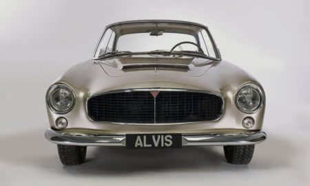 Take to the Road A closer look at the Alvis Continuation Series