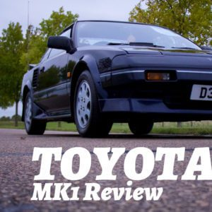 Take to the Road Review Toyota MR2