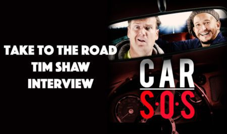 Take to the Road Interview with Tim Shaw of Car SOS - Image Copyright National Geographic