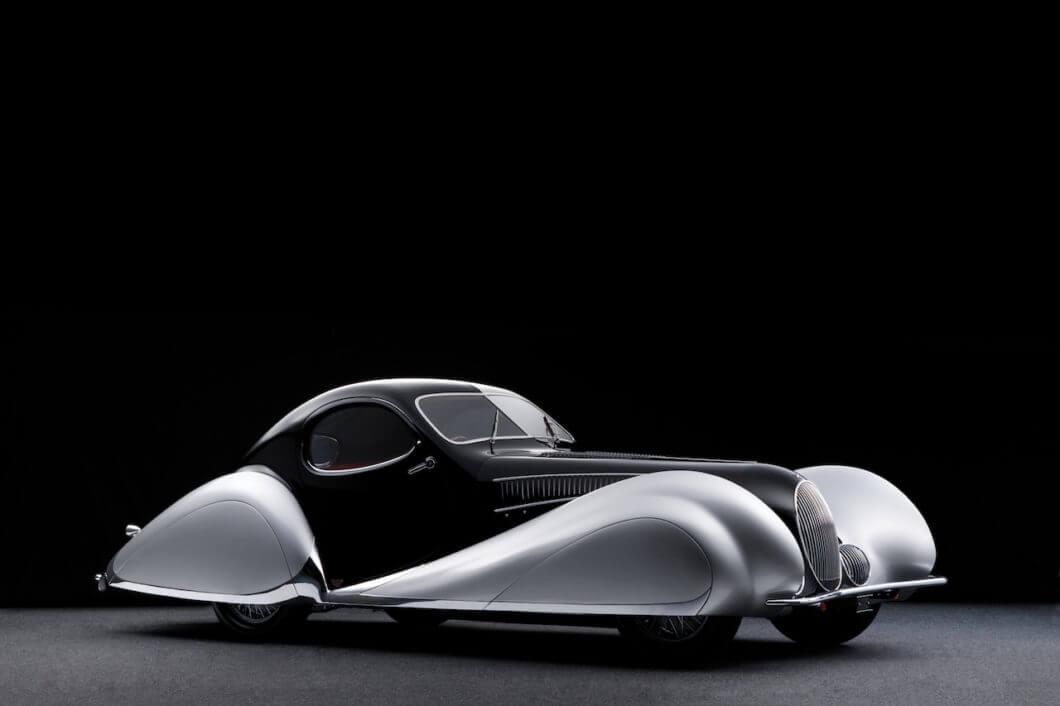 1937 Talbot-Lago T150-C SS set to star at RM Sotheby's Villa Erba May Sale