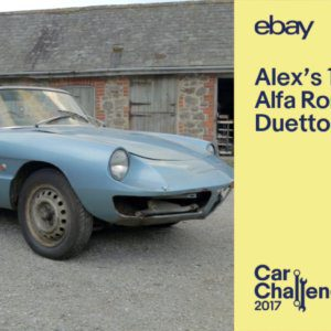 Take to the Road News Classic Car Restoration Challenge returns with the 2017 eBay Car Challenge