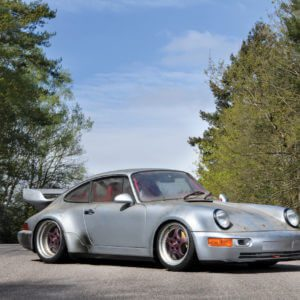 Take to the Road News Untouched Porsche 911 Carrera RSR sells for record €2,016,000