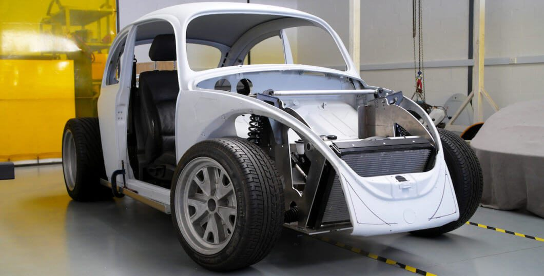 Take to the Road Epic South African V8 Stealth Beetle Project