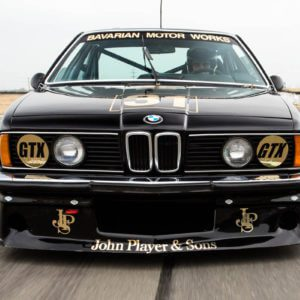 Take to the Road News Iconic BMW JPS 635 CSi set for Silverstone Classic Debut