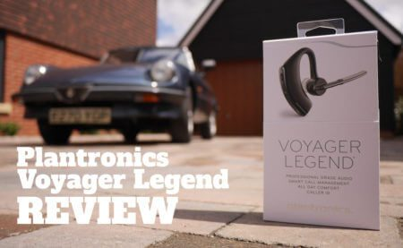 Take to the Road Plantronics Voyager Legend Review