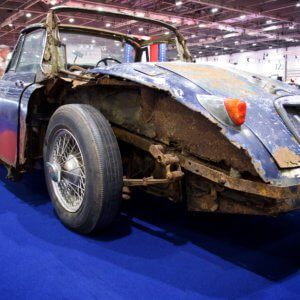 Take to the Road Common Problems You Could Encounter When Restoring A Classic Car