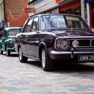 Take to the Road Waterloo Classics Car Club August Meet Highlights