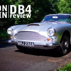 Take to the Road Video Review Aston Martin DB4