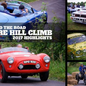 Take to the Road Highlights from Shere Hill Climb 2017