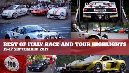Take to the Road Video Feature Best of Italy Race 2017