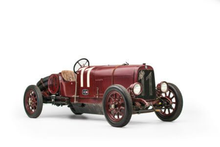 Take to the Road News Earliest surviving Alfa Romeo G1 to go on sale at RM Sotheby's Arizona Auction