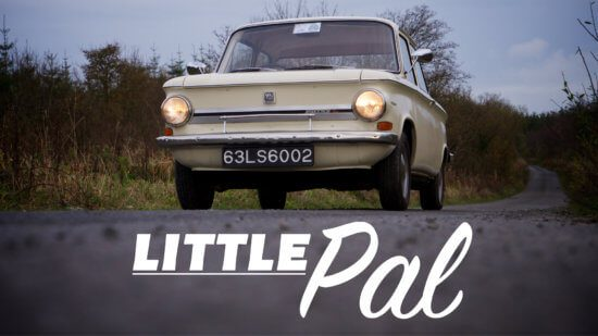 Take to the Road Video Feature 1963 NSU Prinz