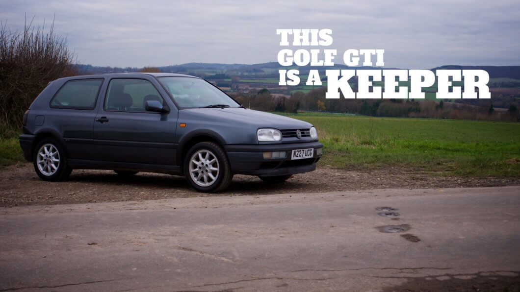 Take to the Road Video Feature VW Golf GTi Mk3 8v