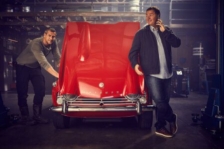 Take to the Road Exclusive Interview with Wheeler Dealers