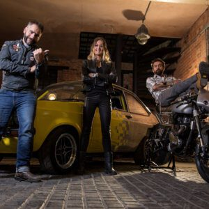 Take to the Road Exclusive Interview with Goblin Works Garage
