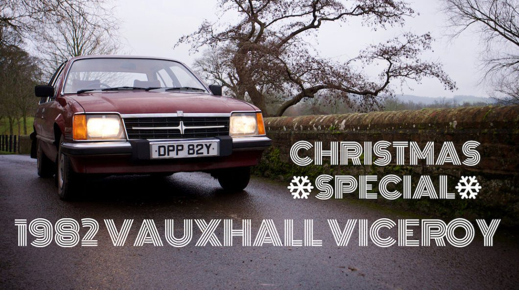 Take to the Road Christmas Special 1982 Vauxhall Viceroy