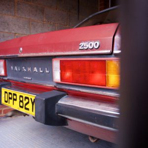 Take to the Road So what has been happening with the Vauxhall Viceroy? It has a Zenith 35/40 INAT carb you say?