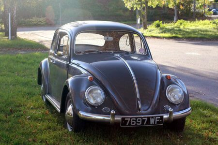 Take to the Road Market Pick Unrestored 1963 VW Beetle